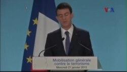 Pháp sẽ tuyển thêm 2500 nhân viên an ninh chống khủng bố