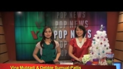 VOA Pop News Edisi Natal 2014 (1)