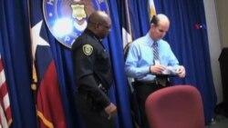 Polis sakinlərin etimadını qazanmağa çalışır