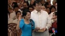 2016-07-19 美國之音視頻新聞: 前菲總統阿羅約涉貪案宣佈無罪