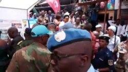 MONUSCO yanda sherehe za Wanawake mjini Goma, DRC
