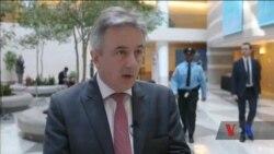 В ЄБРР пояснили причини ізоляції Росії і порадили як Україні наздогнати європейських сусідів. Відео