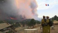 Կալիֆոռնիան դեռևս կրակի մեջ է