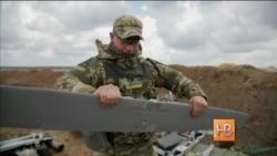 Самодельный беспилотник в Украине