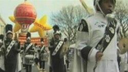 Praznička tradicija: parada robne kuće Macy's