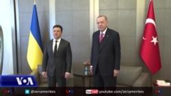 Turqia dhe tensionet Rusi-Ukrainë
