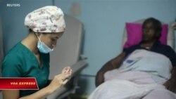 Khủng hoảng y tế, Venezuela dựa vào Nga, Cuba, Trung Quốc