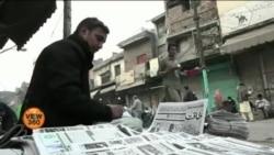 پاکستان: اخبار فروشوں کا ماند پڑتا مستقبل