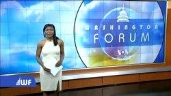Washington Forum : Polémique autour de la CPI