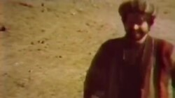"""احمد شاه علم در فلم معروف بزکش به کارگردانی """"مایکل انجلا انتونینالی"""" کارگردان ایتالیایی"""
