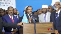 索馬里選出新總統