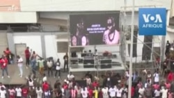 Des milliers de fans dansent pour marquer un an depuis la mort de DJ Arafat