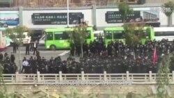 平度老兵抗议遭镇压 有人受伤民众声援