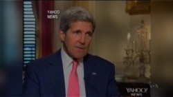 Kerry: US Open to Cooperation With Iran to Help Iraq
