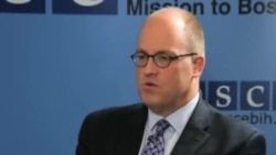 Intervju: Jonathan Moore, novi šef misije OSCE-a u BiH