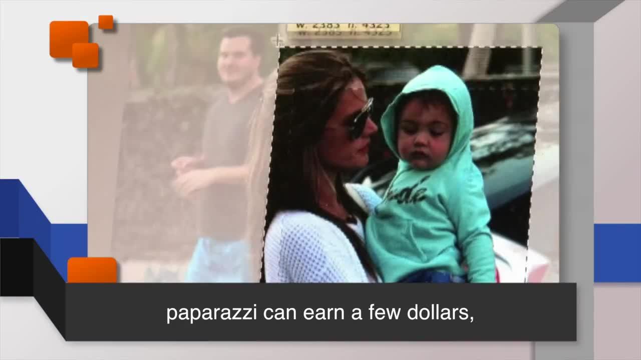 News Words: Paparazzi