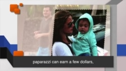 News Words: Paparazzi