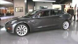 Новые проблемы с выпуском бюджетной Tesla 3
