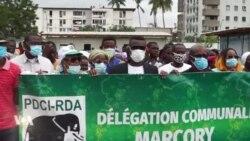 La scène politique ivoirienne reste mouvementée