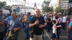 Diyarbakır'da Patlama Anı