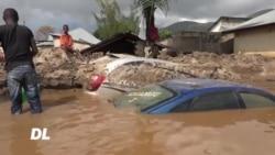 Maafa ya mafuriko DRC yaathiri mali za wananchi