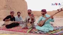 پاکستانی قومی ترانے کی دھن بلوچ روایتی سازوں پر