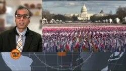 غیر معمولی حالات میں نو منتخب صدر کی حلف برداری