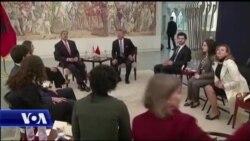 Takimi i Sekretarit Kerry me shoqërinë civile