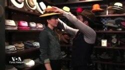 """Шляпы, шляпки и """"шапо"""""""