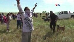 Amnistía Internacional investiga protestas por oleoducto Dakota Access