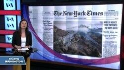 18 Nisan Amerikan Basınından Özetler