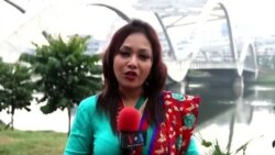 বাংলাদেশে স্বাধীনতা দিবস উপলক্ষে নৌকা বাইচ অনুষ্ঠিত হয় রাজধানী ঢাকায়।