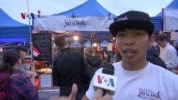 Warung Makanan Khas Indonesia Berhasil Menarik Minat Warga AS
