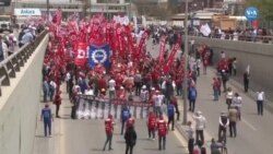 Ankara'da 1 Mayıs'ta Çocuklar İçin Mesaj Verildi