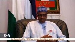 Interview croisée entre Buhari et son principal rival Abubakar à la présidentielle