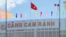 VN chưa hồi đáp đề nghị của Mỹ 'ngưng cho Nga sử dụng căn cứ Cam Ranh'