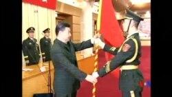 2016-01-02 美國之音視頻新聞: 中國軍隊進行重大軍種改革
