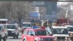 塔利班聲稱對喀布爾自殺炸彈襲擊負責