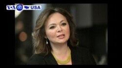 Manchetes Americanas 9 janeiro: Quem é Natalia Veselnitskaya
