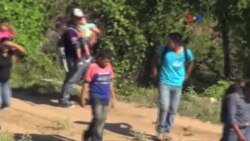 Disminuye la migración infantil