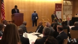 Presidente Angolano mantém encontro com empresários em Nova Iorque
