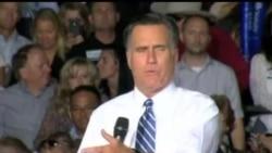 2012-10-03 美國之音視頻新聞: 奧巴馬和羅姆尼進行辯論會最後準備工作