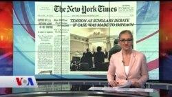 5 Aralık Amerikan Basınından Özetler