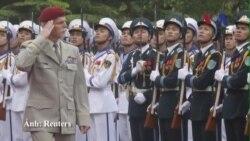 Tổng Tham mưu trưởng quân đội CH Czech thăm Việt Nam