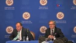 Almagro: todo listo para renovación de la OEA