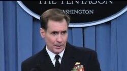 2014-02-21 美國之音視頻新聞: 國防部稱第七艦隊情報官言論只代表個人觀點