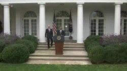 Президент США Барак Обама выступил в среду с заявлением по результатам выбров. Полная версия с переводом