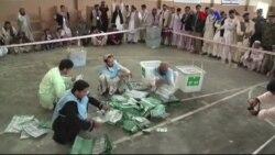 ABD Afganistan Seçimlerinden Memnun