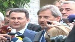 Macedonia Protests