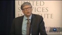 Якщо США вирішать зменшити свій внесок в ООН, наслідки будуть катастрофічними - Білл Ґейтс. Відео